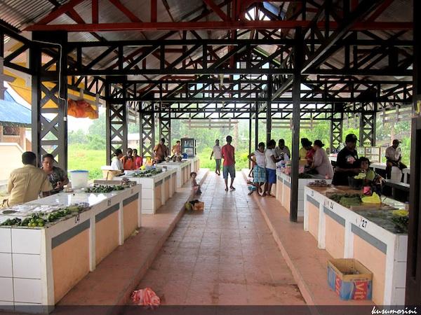 Mayoritas menjual Pinang Sirih